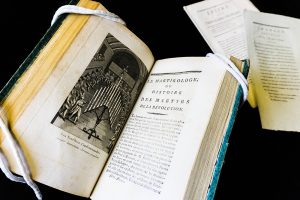 Original French Revolution documents now available at UBC